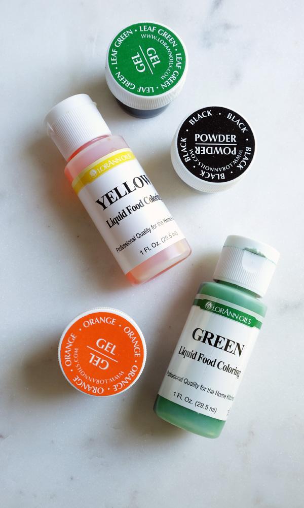 Food Coloring 101: Liquid vs. Gel vs. Powder – LorAnn Oils Blog