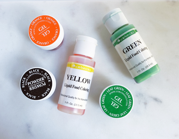 Food Coloring 101: Liquid vs. Gel vs. Powder – LorAnn Oils Blog