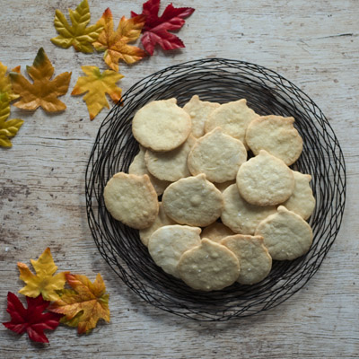 Maple Shortbread Cookies | LorAnn Oils