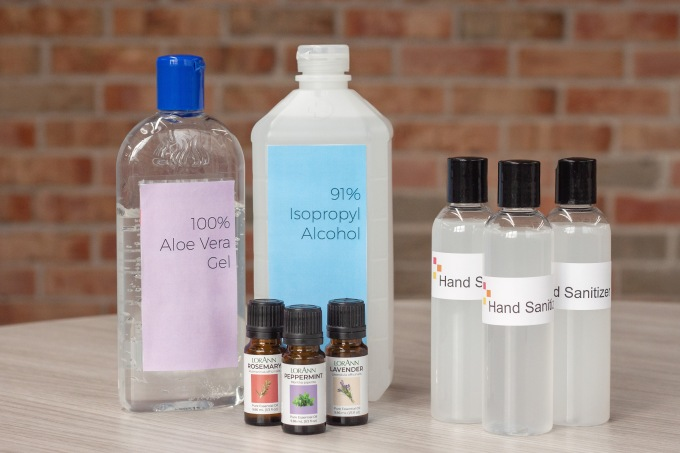 Hand Sanitizer Group